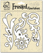 Frosted Flourishes