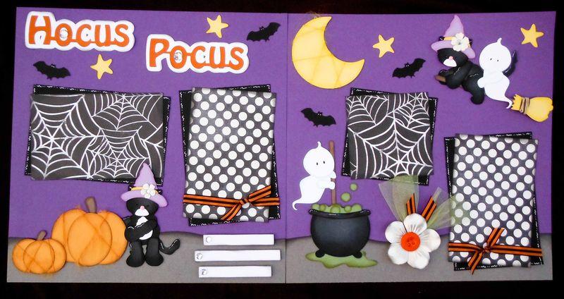 Halloween Class Photos (1 of 5)