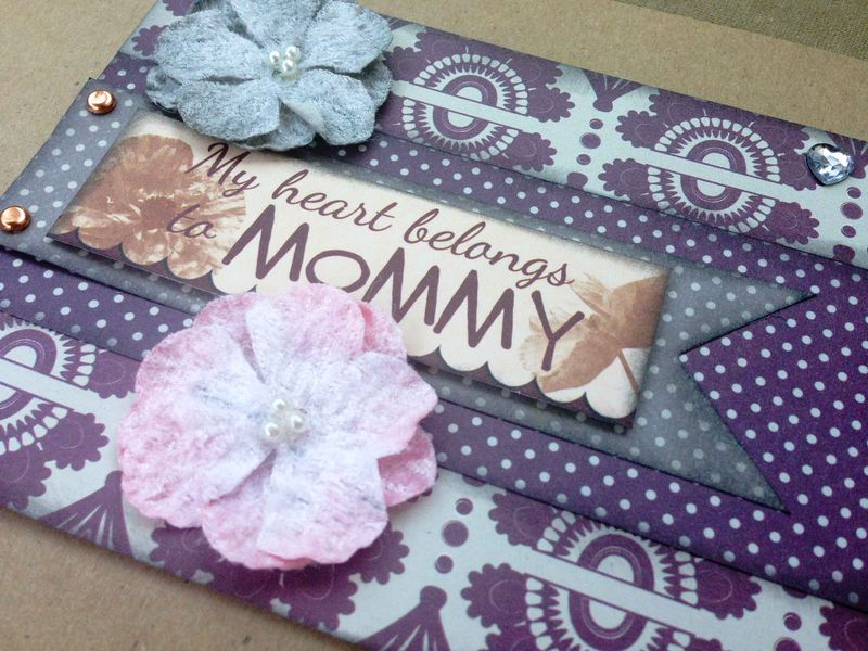 Mothers Day Card (2 of 2)