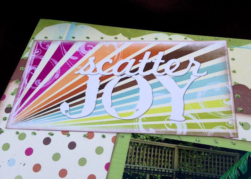 Scatter Joy LO-2