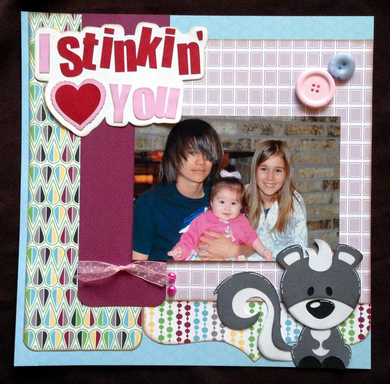 Sinkin Love You (1 of 3)